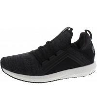 Puma - Mega NRGY Knit Wn´s - Sneaker - black-asphalt