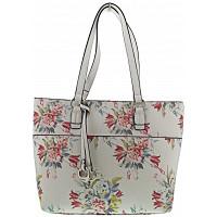 Gabor - Flores Shopper - Tasche - flower white