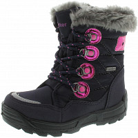 RICHTER - Stiefel - atlantic-fuchsia-steel