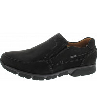 FRETZ MEN - Meran - Slipper - noir