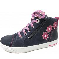 SUPERFIT - Sneaker - grau rosa