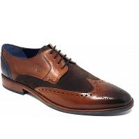 MELVIN & HAMILTON - Victor 2 - Businessschuh - brown-blue-choco