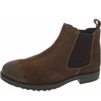 S.OLIVER - Chelsea-Boots - dark cognac