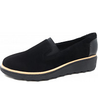 CLARKS - Sharon Dolly - Slipper - black