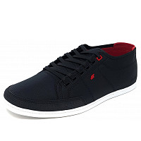 Boxfresh - Sparko - Sneaker - black chili red