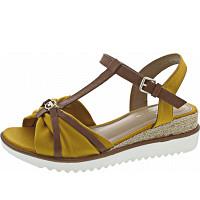 TOM TAILOR - Sandalette - yellow
