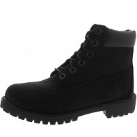 TIMBERLAND - 6 in Premium WP Boot - Schnürstiefel - black