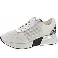 LA STRADA - Sneaker - micro white-mesh multi
