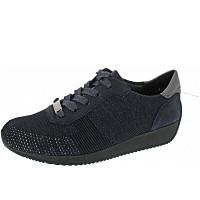 ARA - Lissabon-Fusion4 - Sneaker - multipix-blau,iron