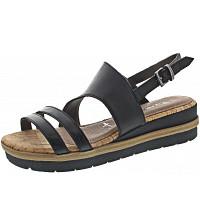 TAMARIS - Sandalen - schwarz