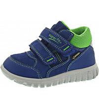 SUPERFIT - Sport7 Mini - Lauflernschuh - blau-grün