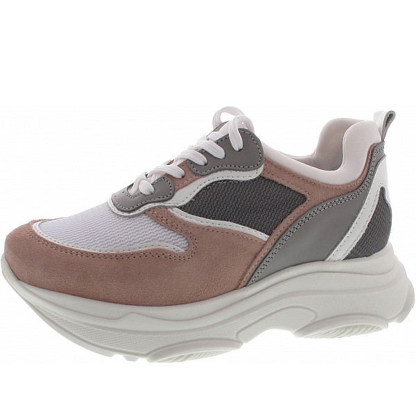 Poelman Sneaker rosa-grau