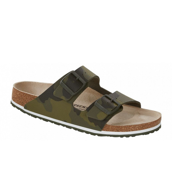 Birkenstock Arizona Pantolette Electric-Metallic