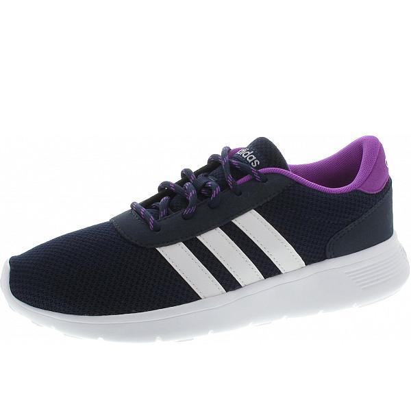 Adidas Lite Racer W Sneaker collegiate navy/wht/shopu