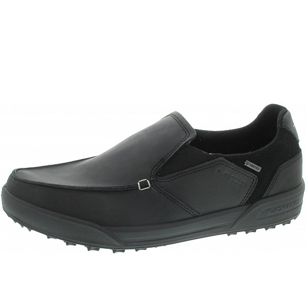 Lowa Chicago GTX Lo Slipper schwarz