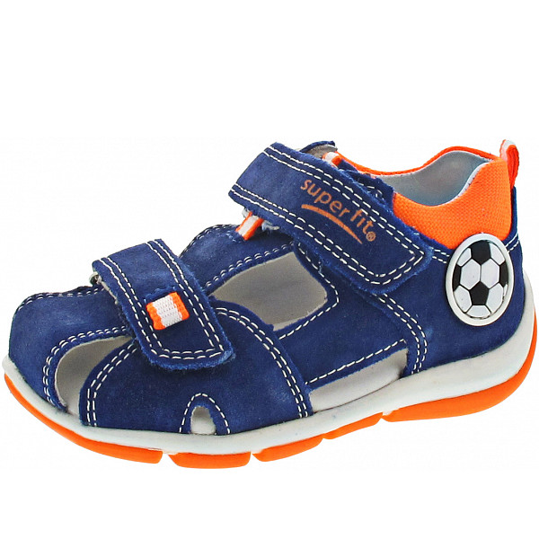 Superfit FREDDY Minilette BLAU/ORANGE