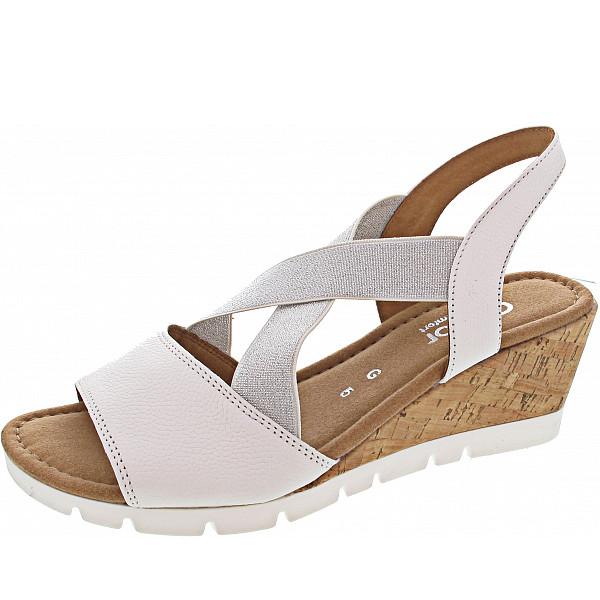 Gabor Comfort Tunis Sandalette weiss