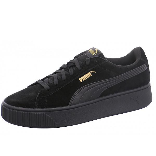 puma Sportschuhe schwarz