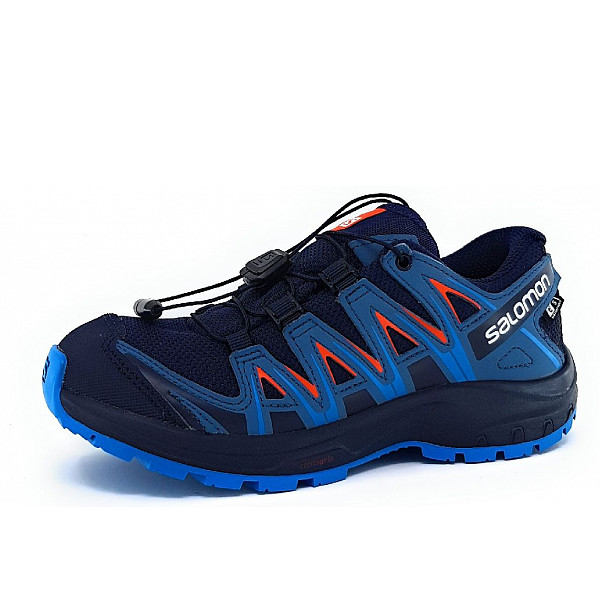 Salomon XA Pro J Sneaker blau