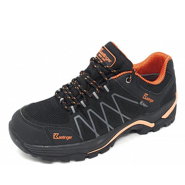 Kastinger Evertrek Trekkingschuh black - orange
