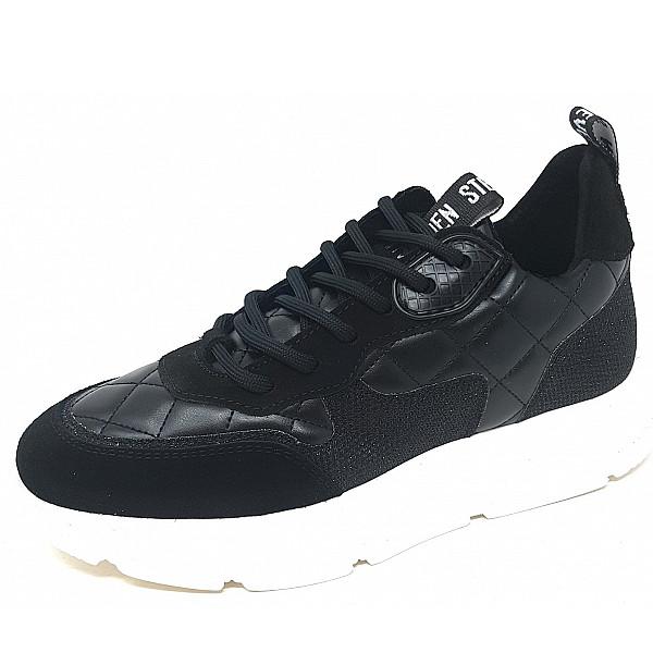 Steve Madden Sneaker black glitter