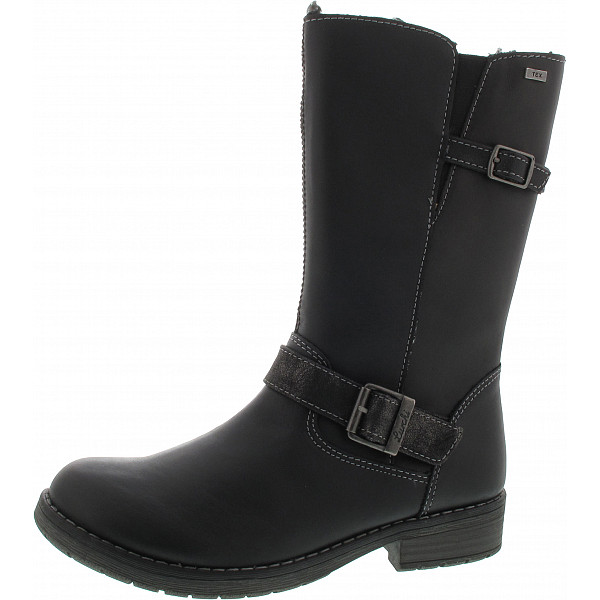 Lurchi LINA-TEX Stiefel BLACK