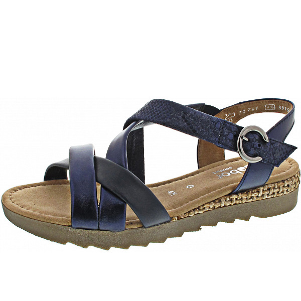 Gabor Comfort Sandaletten pazifik(Grata/a
