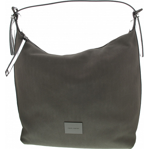 Merch Mashiah Marlene Beutel Tasche grey
