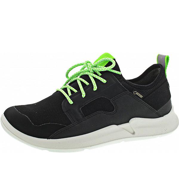 Superfit THUNDE Sneaker SCHWARZ/GRÜN