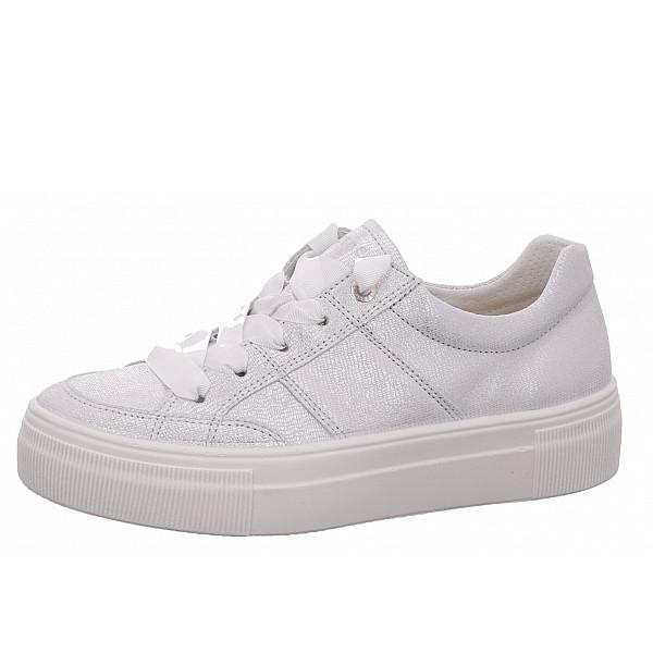 legero Sneaker weiß