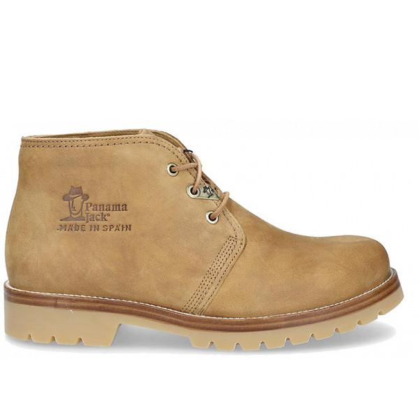 Panama Jack Boots Nobuck Ocre/Ochre