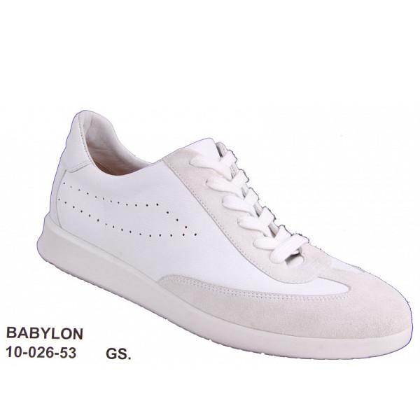 Lloyd Babylon bianco/white Sneaker BIANCO/WHITE