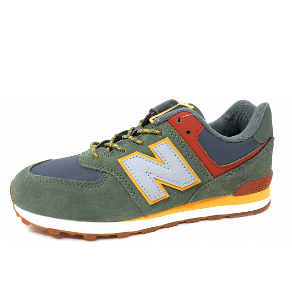 New Balance 574 Sneaker 9 grün