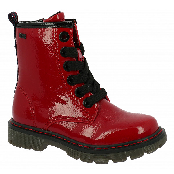 Tom Tailor Stiefel red