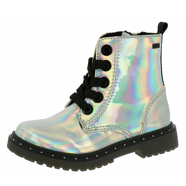 Tom Tailor Stiefel silver
