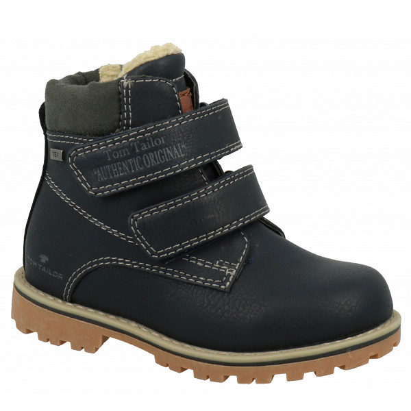 Tom Tailor Stiefel navy