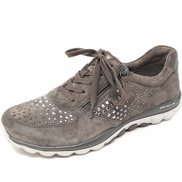 Gabor Comfort Sneaker wallaby strass