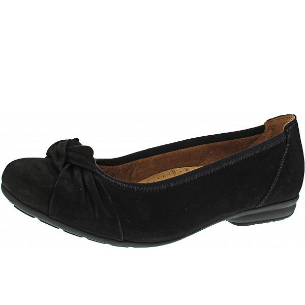 Gabor Comfort Florenz Ballerina schwarz