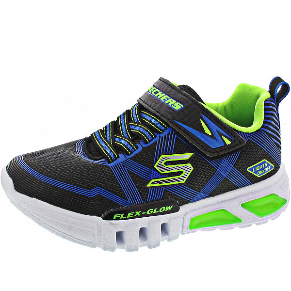 Skechers S Lights Flex Glow Sneaker bblm