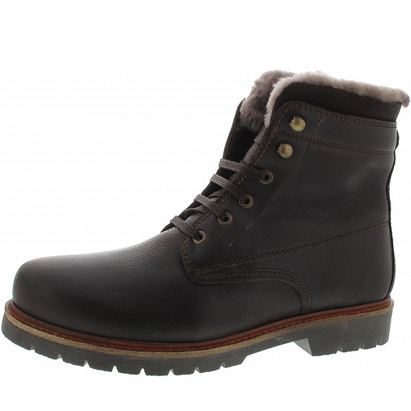 All about shoes Schnürstiefel floter brown