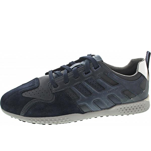 Geox Snake Sneaker navy
