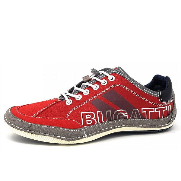 Bugatti Canario Sneaker 3000 red