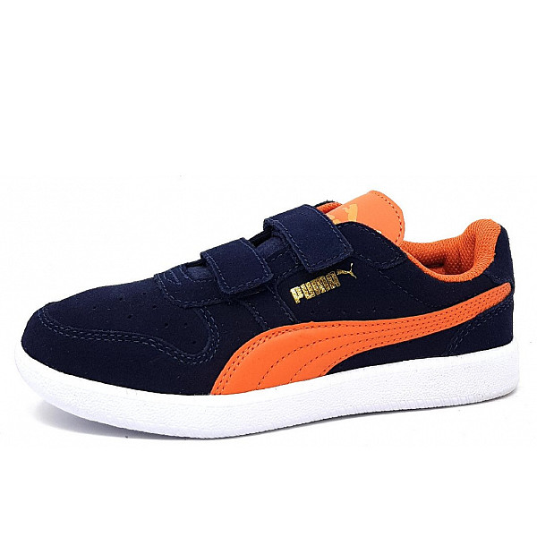 Puma Icra Trainer SD Sneaker blau orange