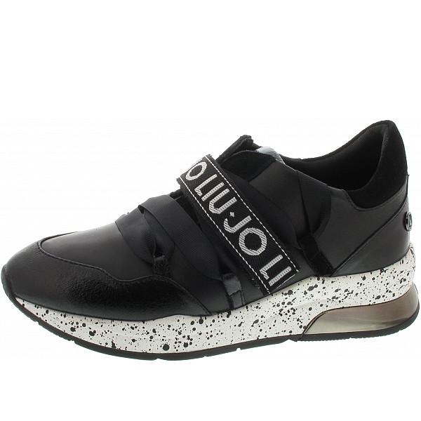 póngase en fila maratón Cívico  LIU JO Karlie 03 Sneaker Black B68001PX00122222 | schuhwelt.de...