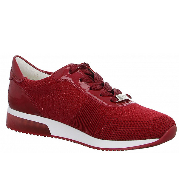 Ara Sneaker ROT-ROT-METALLIC,ROSSO