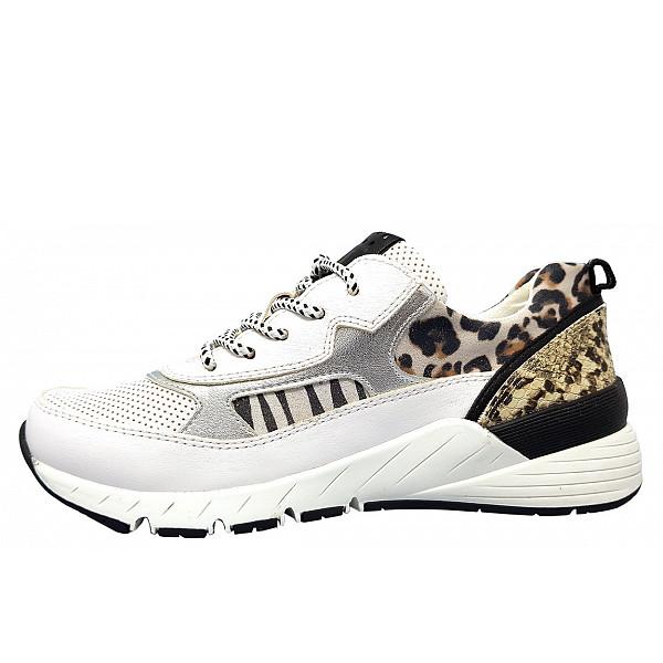 Marco Tozzi Sneaker 197-white comb
