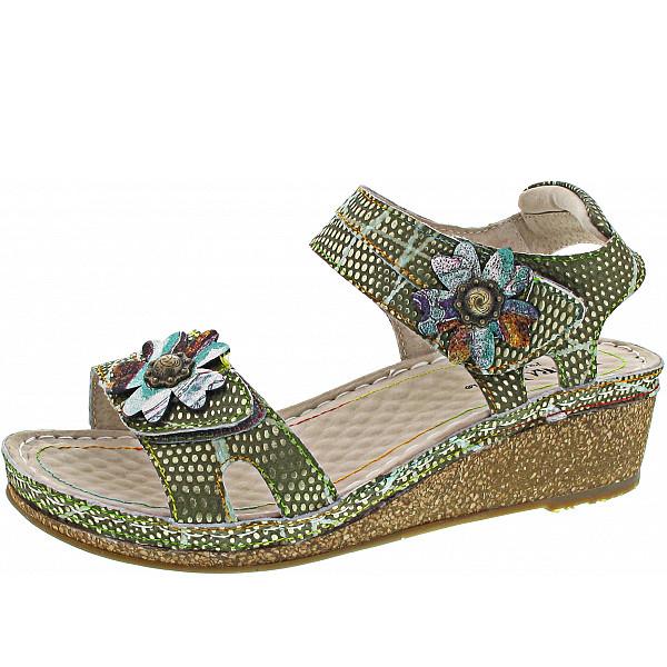 Laura Vita Sandalette kaki