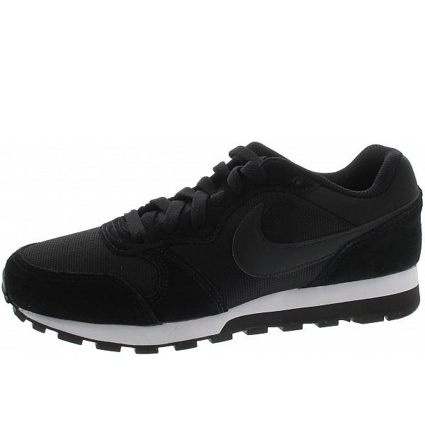 Nike Wmns MD Runner 2 Sneaker black-white