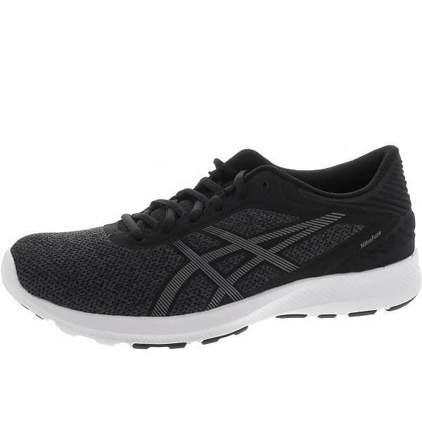 Asics Nitrofuze Sportschuh black/carbon/white