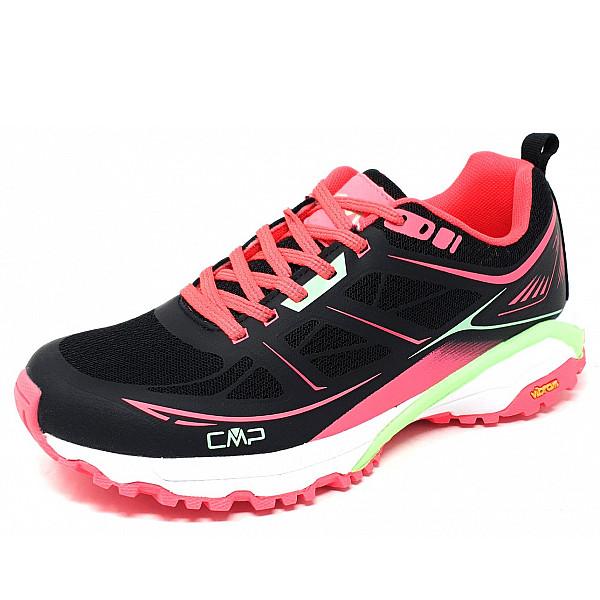 CMP Habsu Woman Sportschuh 84UE nero pink